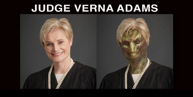 judge verna adams