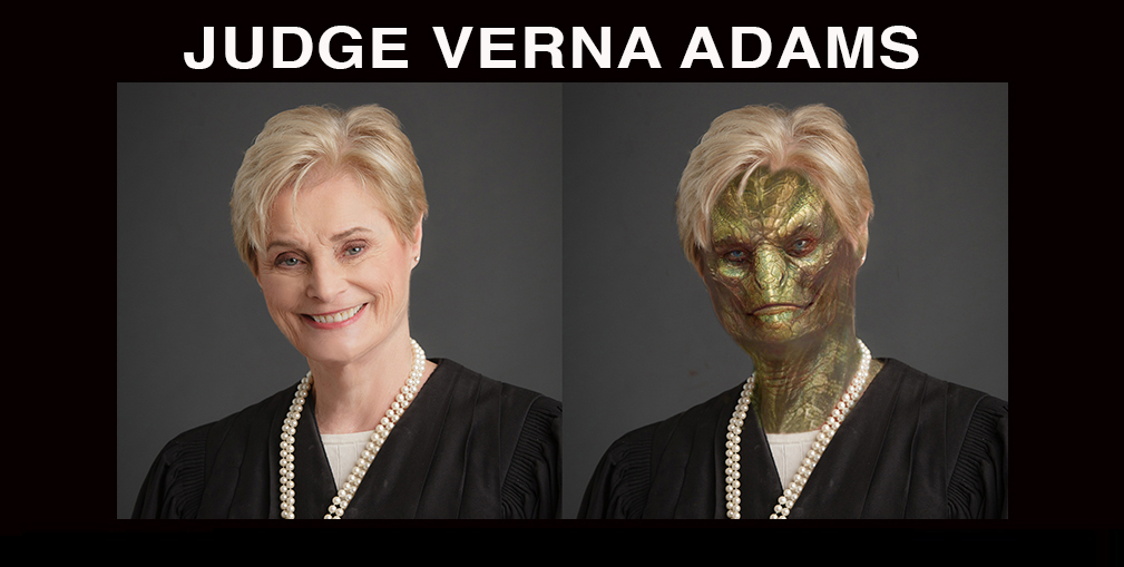 judge verna adams
