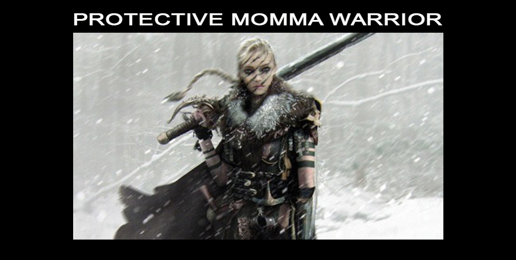 protective mother warrior 1