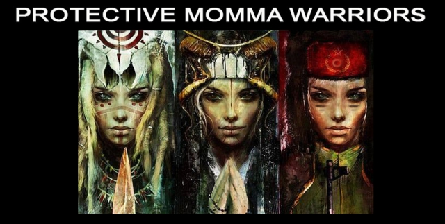 protective mother warrior 10