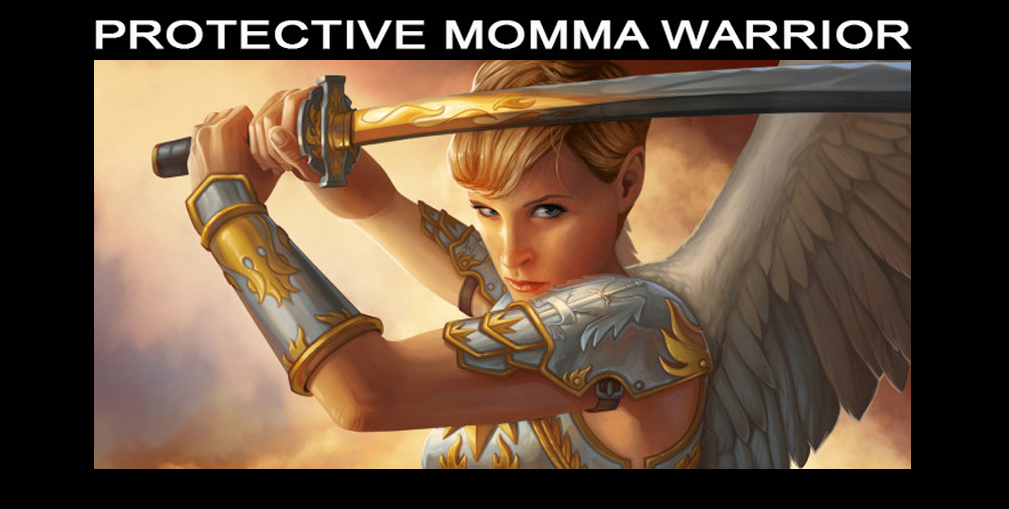 protective mother warrior 2