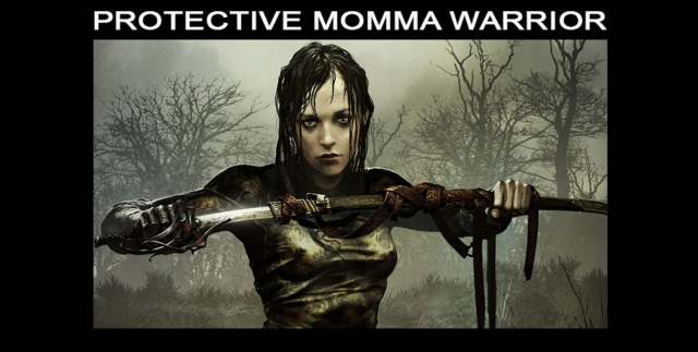protective mother warrior 4