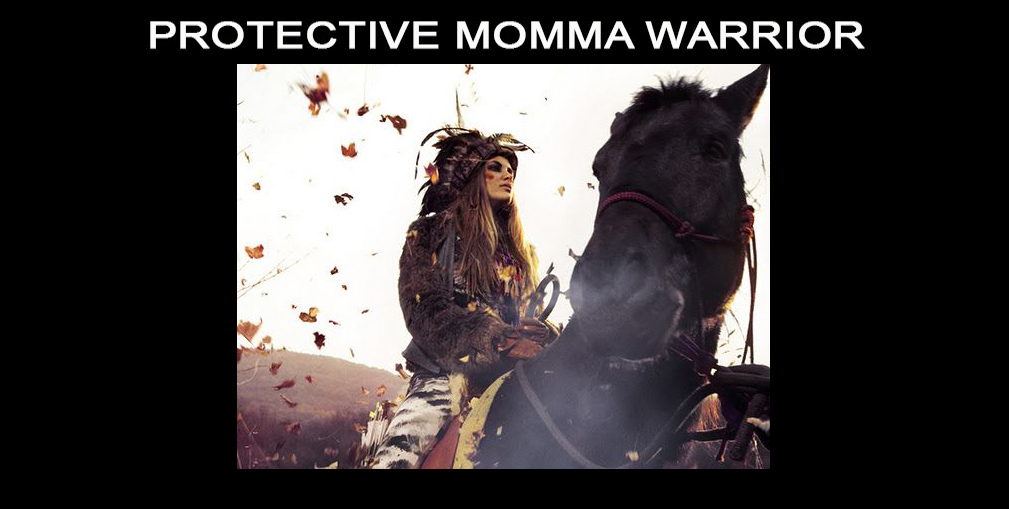 protective mother warrior 5