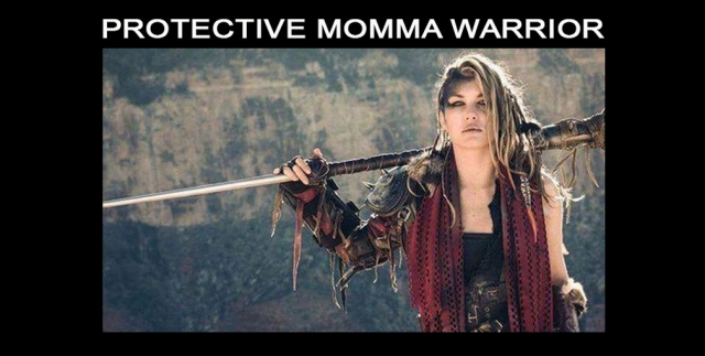 protective mother warrior 7