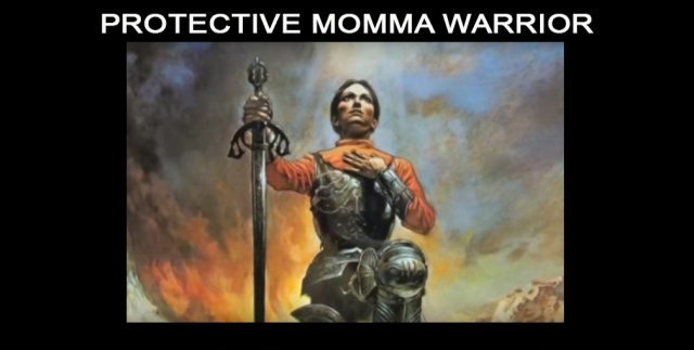 protective mother warrior 9