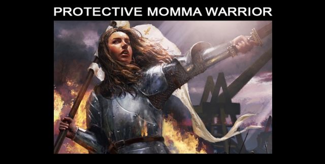 protective mother warrior 8
