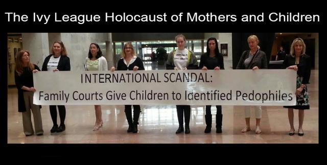 pedophile family court