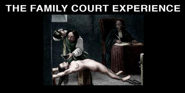 family court torture