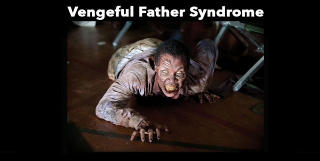 vengeful father syndrome